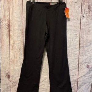 NWT Champion Fitted Regular Yoga Pants